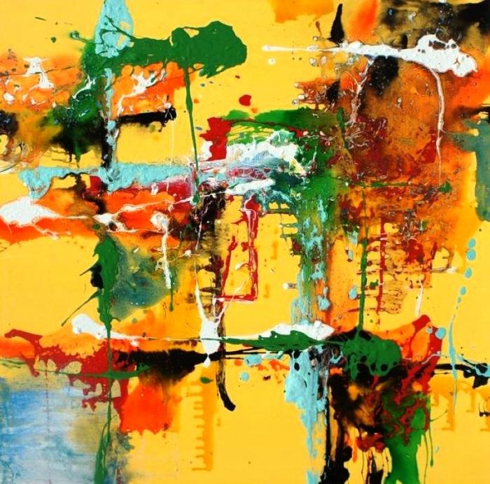 Fabuleux Qunce Zeng est un peintre calligraphe. Le charme époustouflant de  AC22
