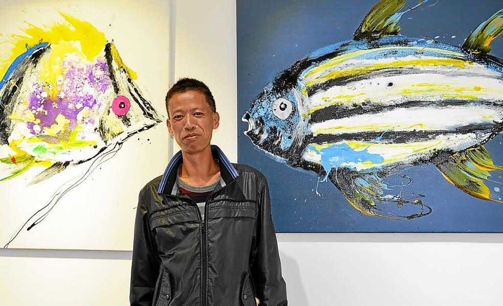 Galerie amateur peinture